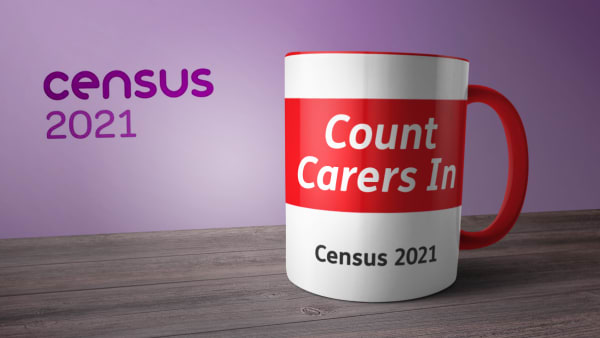 Tell the census you're a carer